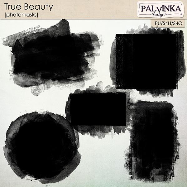 True Beauty Photomasks