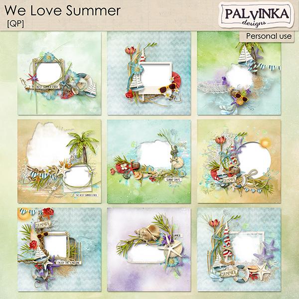 We Love Summer QP