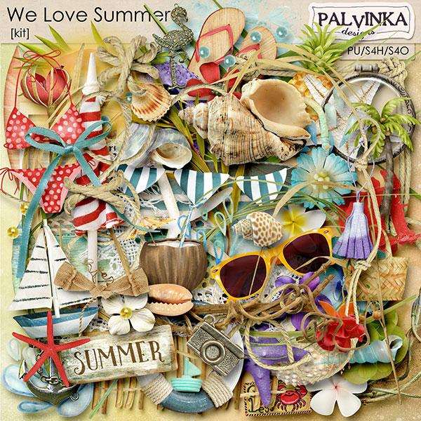 We Love Summer Kit
