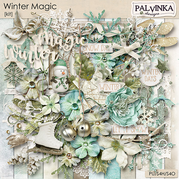 Winter Magic Kit