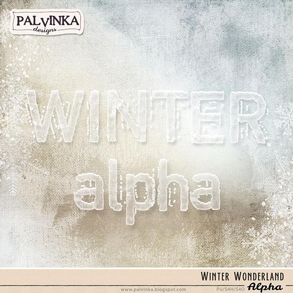 Winter Wonderland Alpha