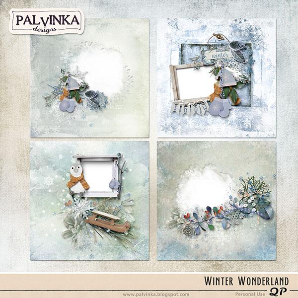 Winter Wonderland QP