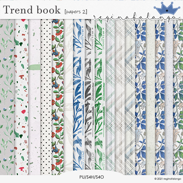 TREND BOOK PAPERS 2