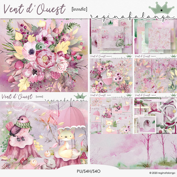 VENT D'OUEST BUNDLE + FREE WITH PURCHASE