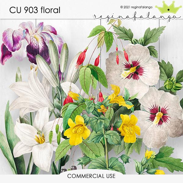 CU 903 FLORAL