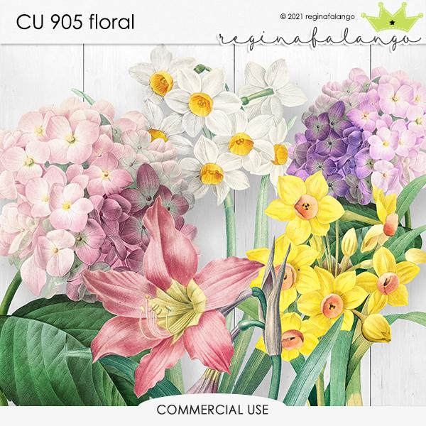 CU 905 FLORAL