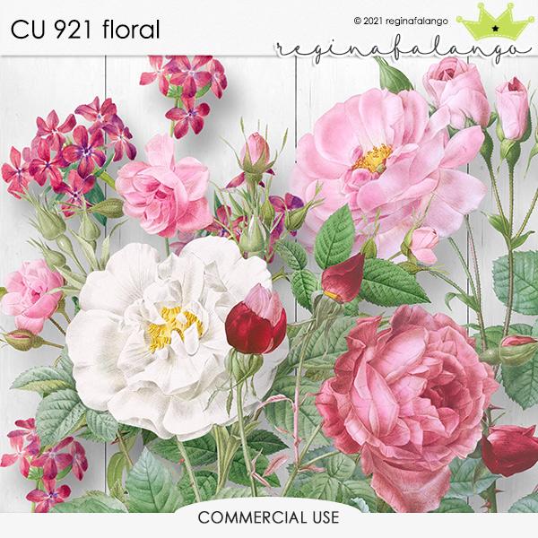 CU 921 FLORAL