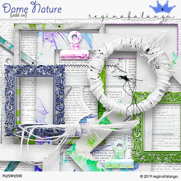 DAME NATURE ADD ON
