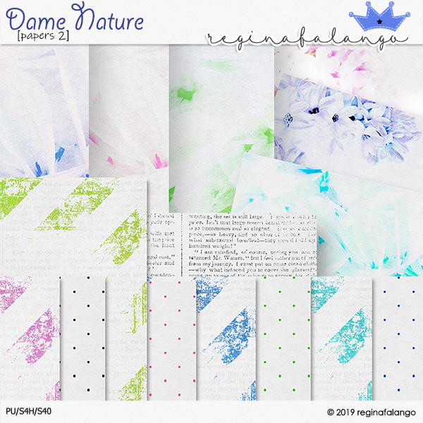 DAME NATURE PAPERS 2