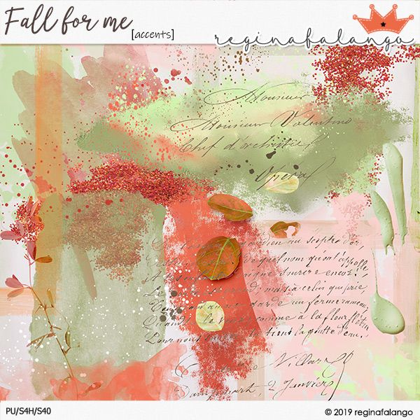 FALL FOR ME ACCENTS
