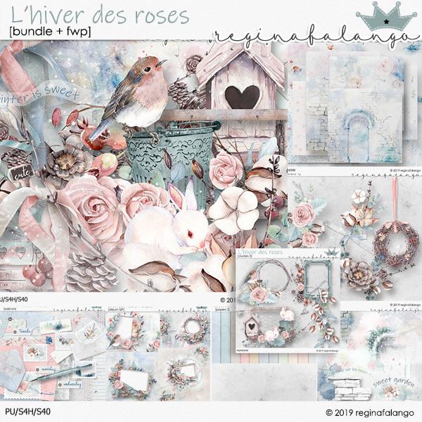 L' HIVER DES ROSES BUNDLE + FWP