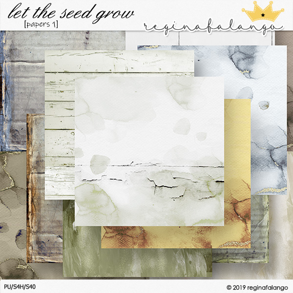 LET THE SEED GROW PAPERS 1