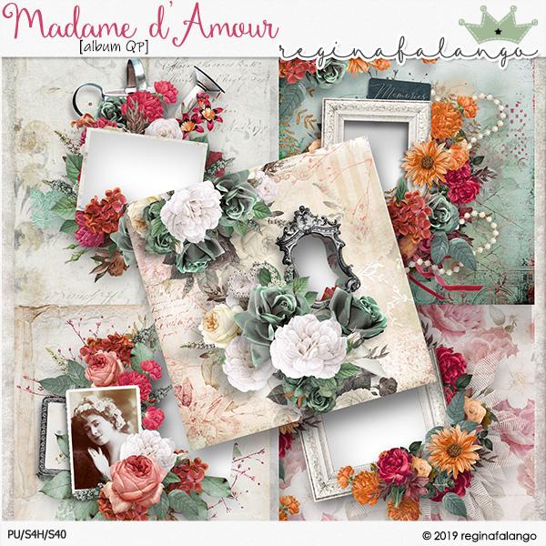 MADAME D' AMOUR ALBUM QP