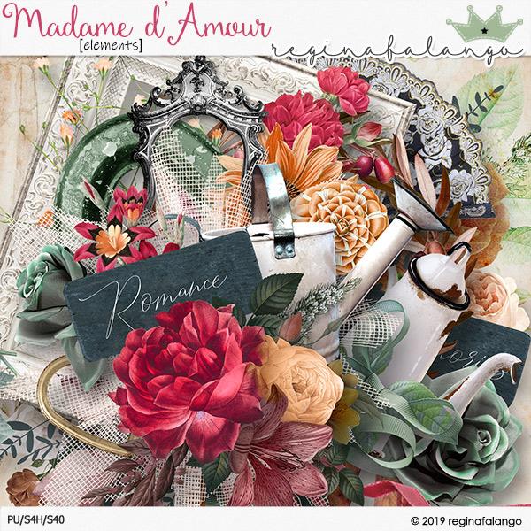MADAME D' AMOUR ELEMENTS