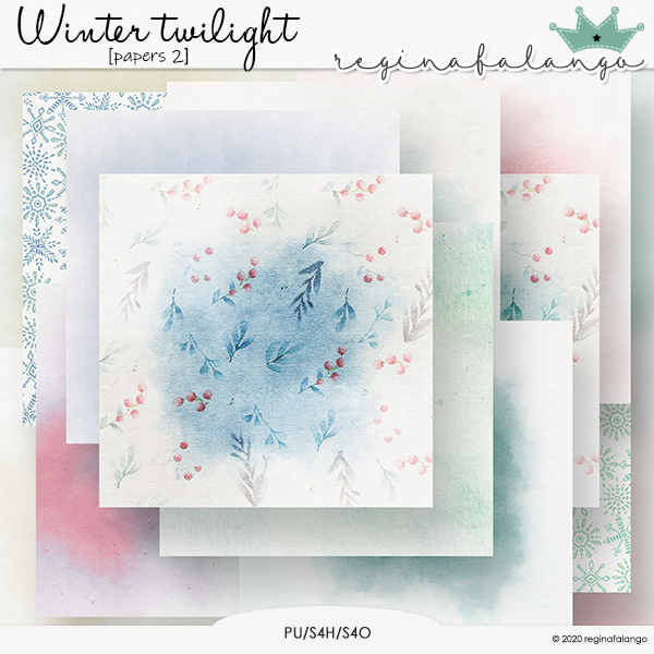 WINTER TWILIGHT PAPERS 2