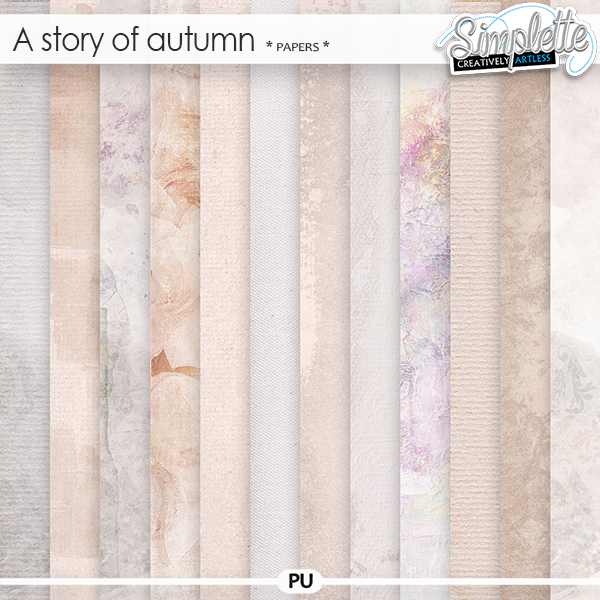 A Story of Autumn (papers)