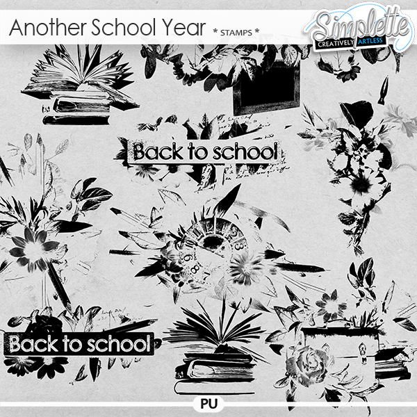 Another School Year (stamps)