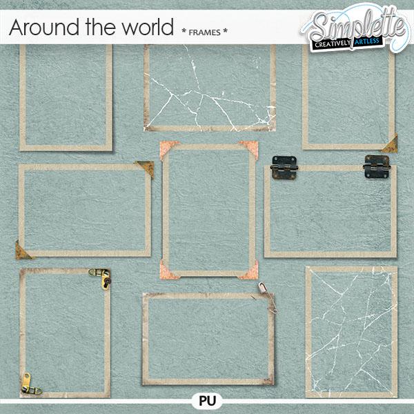 Around the World (frames)