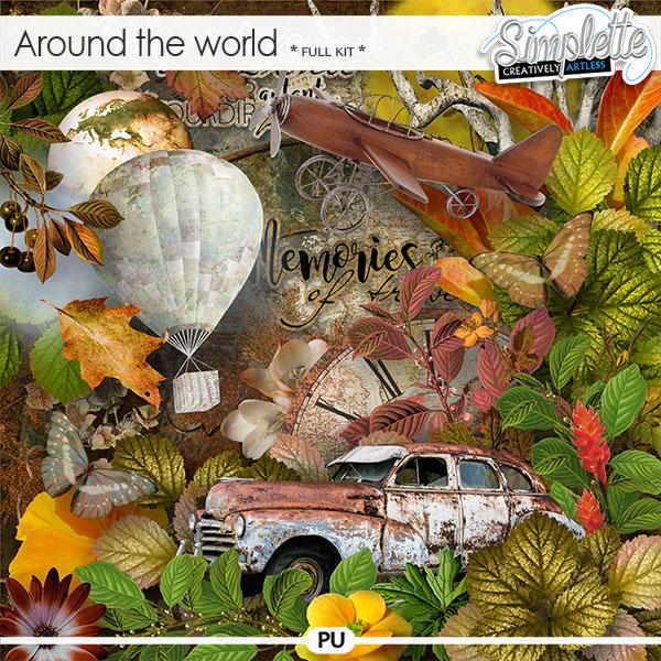 Around the World (full kit)