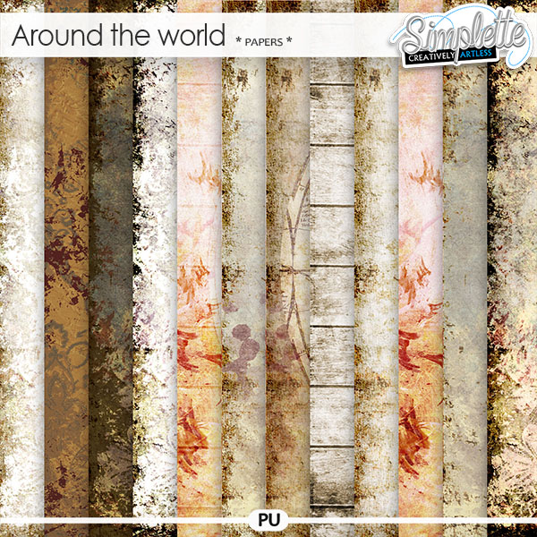 Around the World (papers)