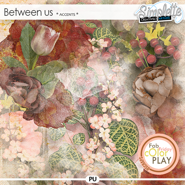 Between Us (accents) by Simplette   Oscraps