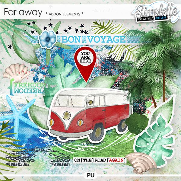 Far Away (addon elements)