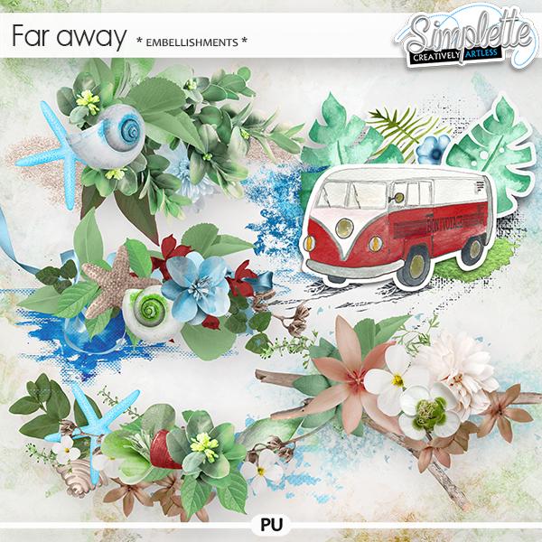 Far Away (embellishments)