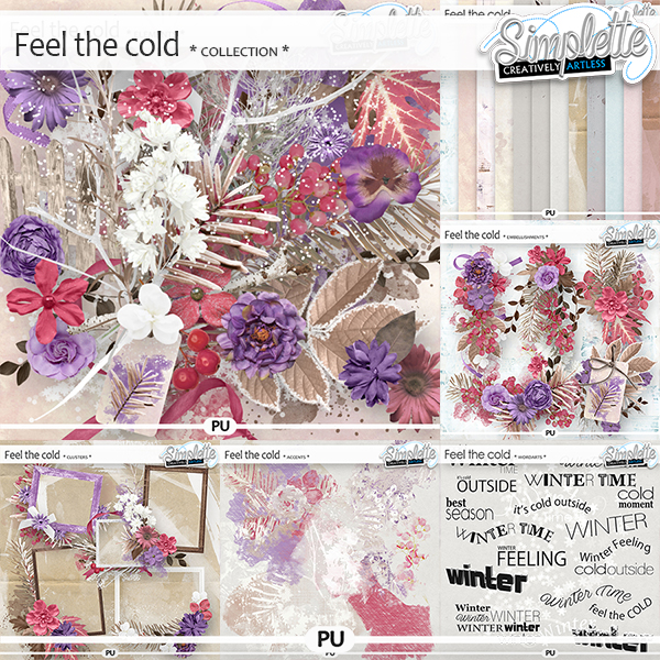 Feel the Cold (collection) by Simplette