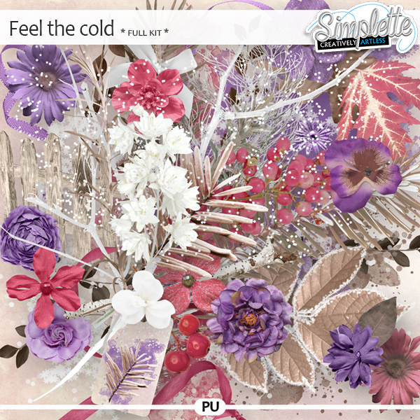 Feel the Cold (full kit) by Simplette