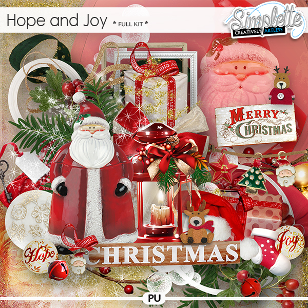 Hope and Joy (full kit) by Simplette