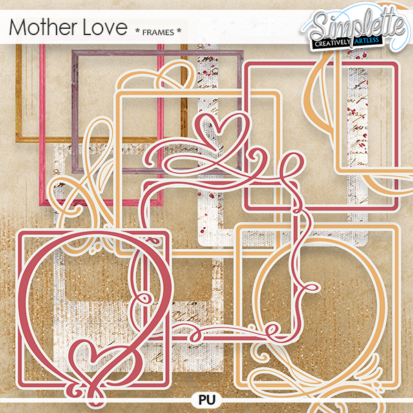 Mother Love (frames) by Simplette