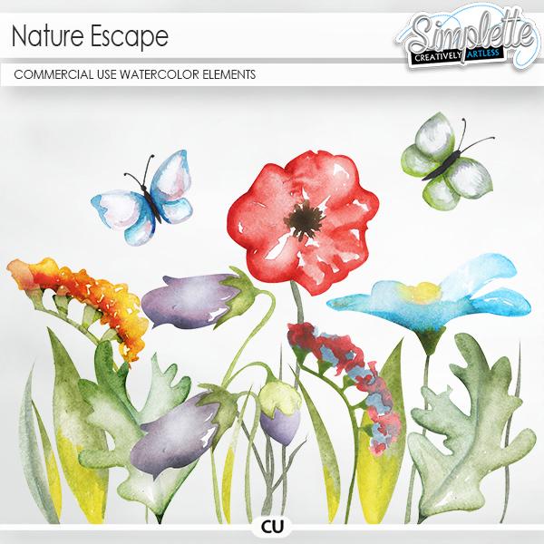 Nature Escape (CU elements)