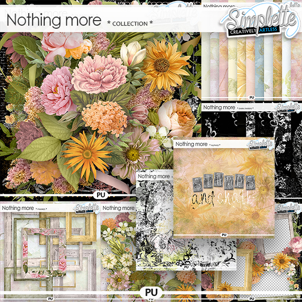 Nothing more (collection) by Simplette