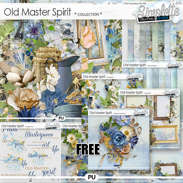 Old Master Spirit (collection with FWP)