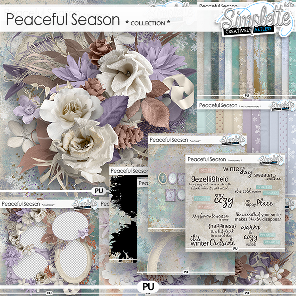 Peaceful Season (collection) by Simplette
