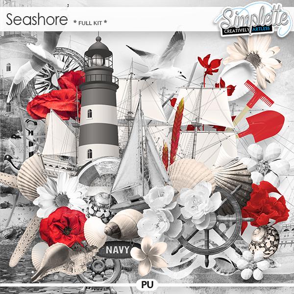 Seashore (full kit)