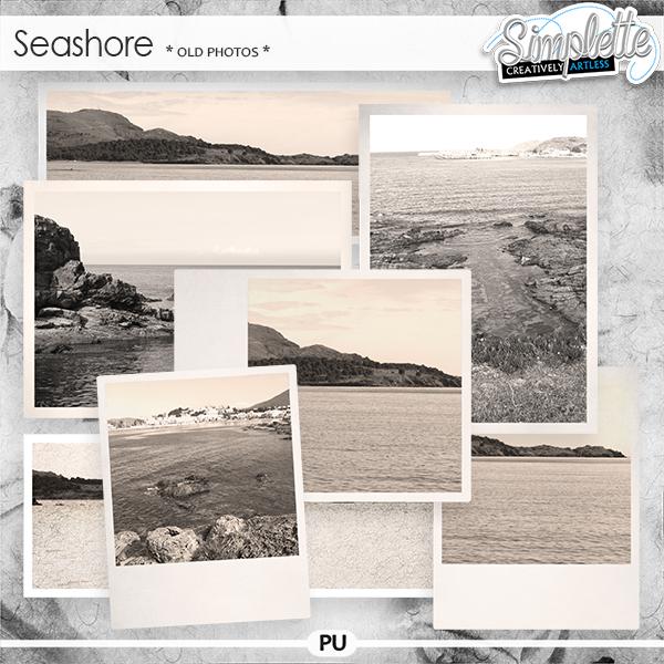 Seashore (old photos)