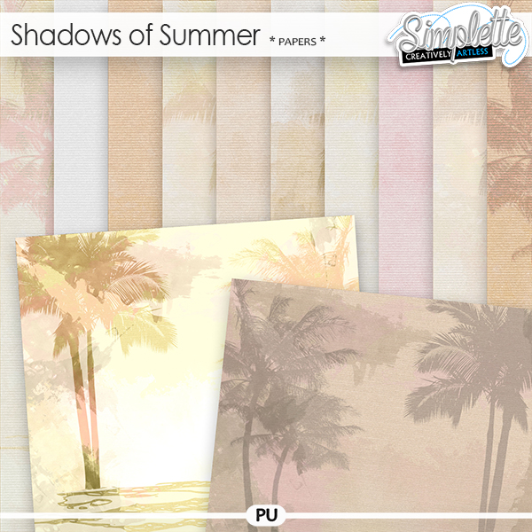 Shadows of Summer (papers)