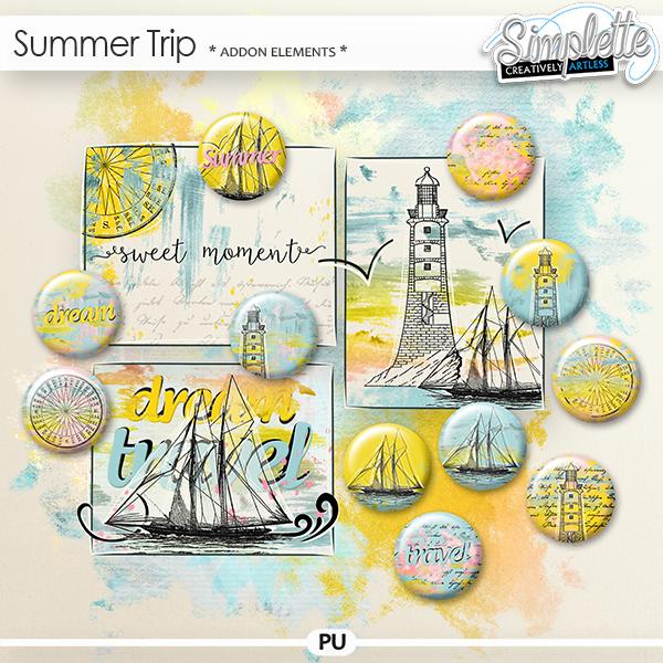 Summer Trip (addon)