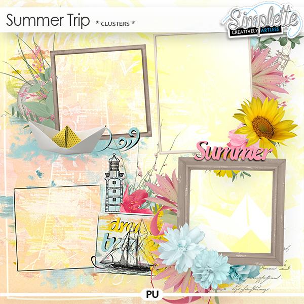 Summer Trip (clusters)