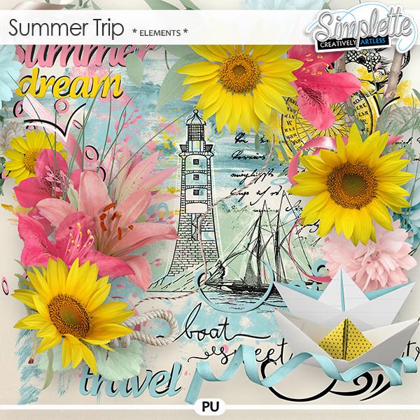 Summer Trip (elements)