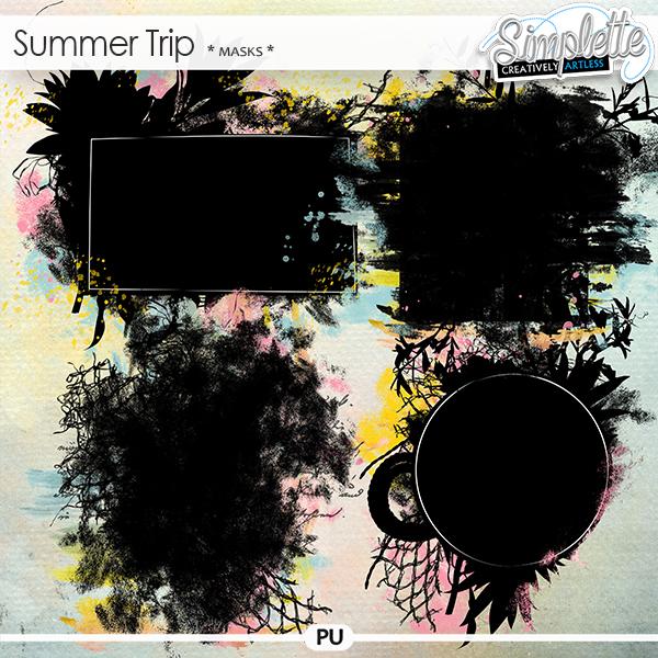 Summer Trip (masks)