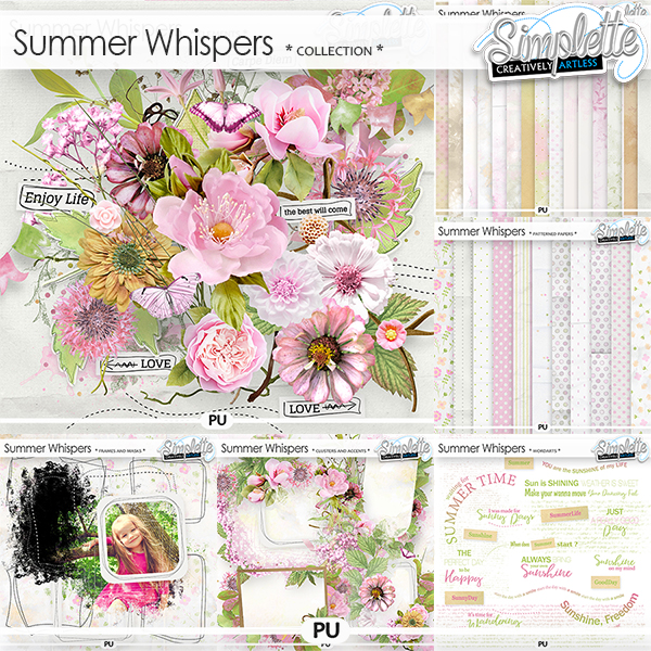 Summer Whispers (collection)