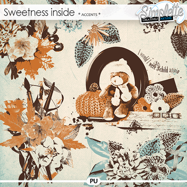 Sweetness inside (accents)