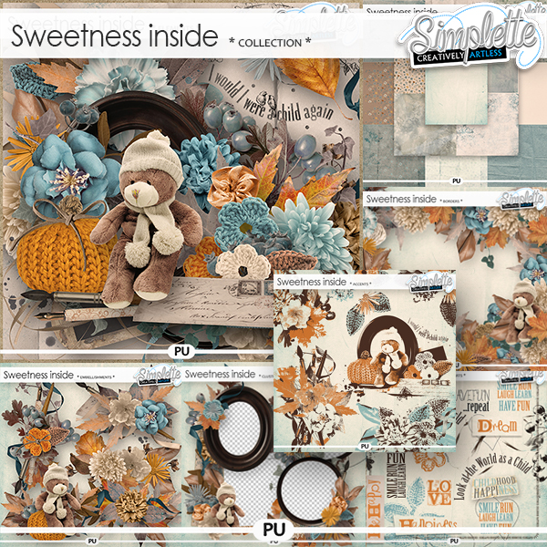 Sweetness inside (collection)