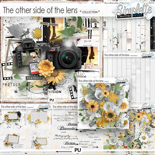 The other side of the lens (collection) by Simplette
