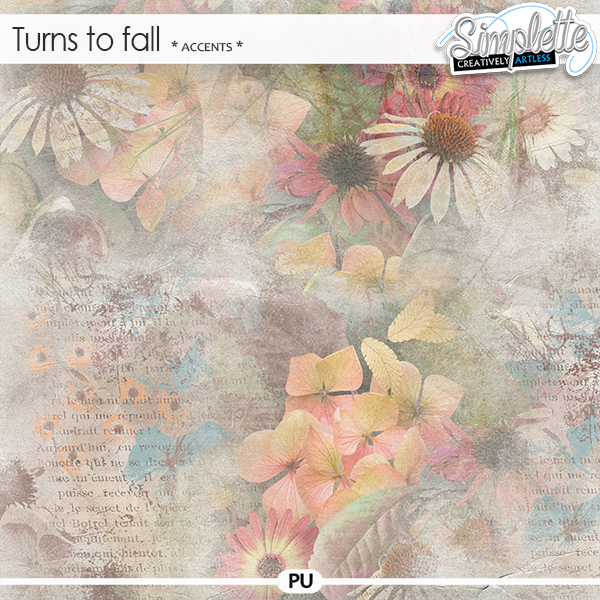 Turns to fall (accents)