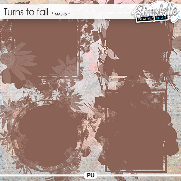 Turns to fall (masks)