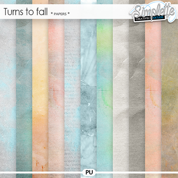 Turns to fall (papers)