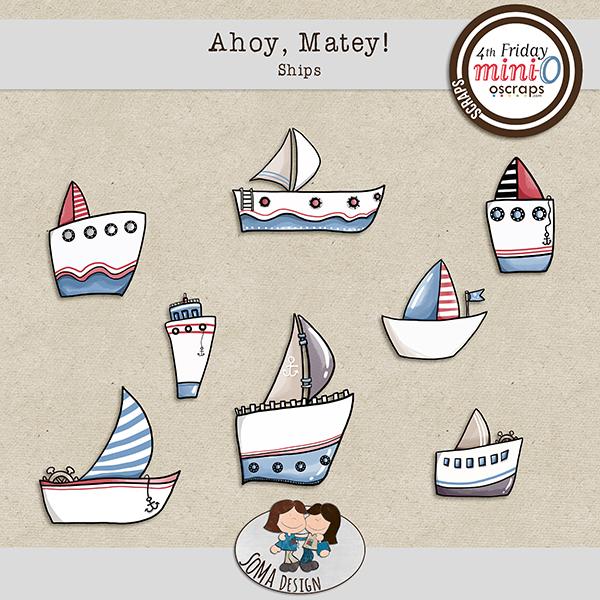 SoMa Design: Ahoy, Matey! - Ships